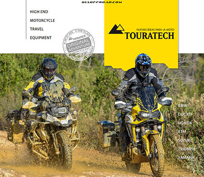 Catalogo Touratech Gulobikes
